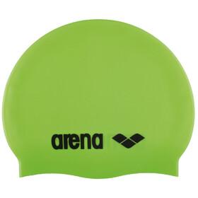 arena Classic Silicone Gorro de natación Niños, verde